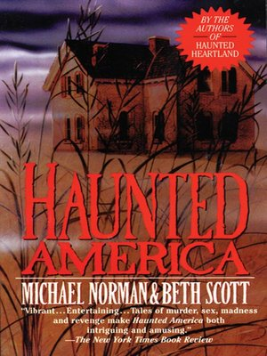 cover image of Haunted America