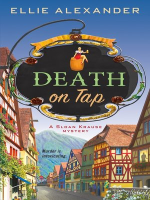 cover image of Death on Tap