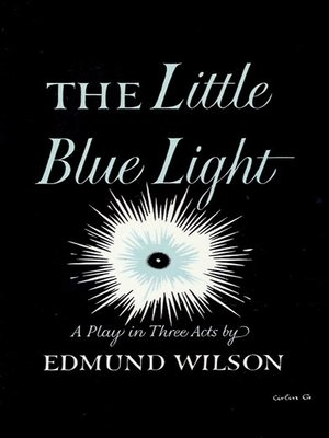 cover image of The Little Blue Light