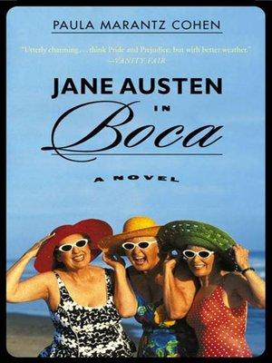 cover image of Jane Austen in Boca