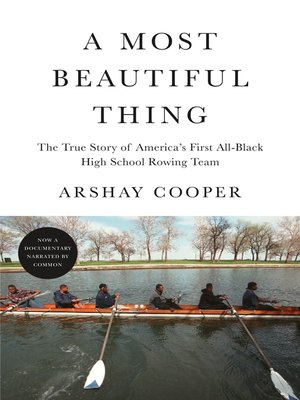 cover image of A Most Beautiful Thing