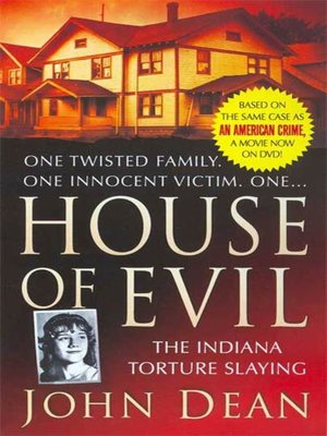 cover image of House of Evil