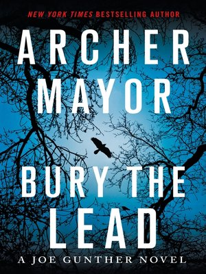 cover image of Bury the Lead
