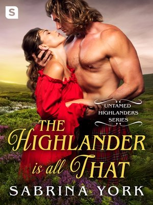 cover image of The Highlander Is All That