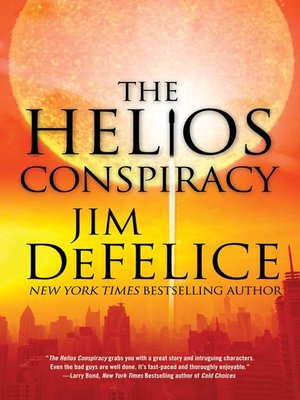 cover image of The Helios Conspiracy