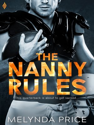 cover image of The Nanny Rules