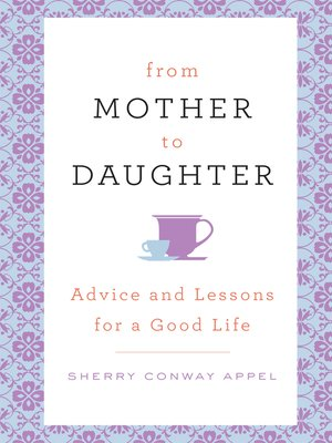 cover image of From Mother to Daughter