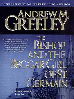 cover image of The Bishop and the Beggar Girl of St. Germain