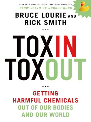 cover image of Toxin Toxout