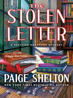 The Stolen Letter Book Cover