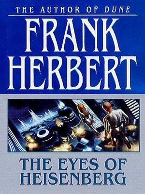 cover image of The Eyes of Heisenberg