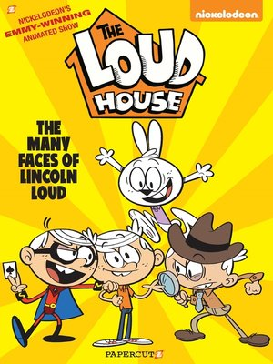 cover image of The Many Faces of Lincoln Loud