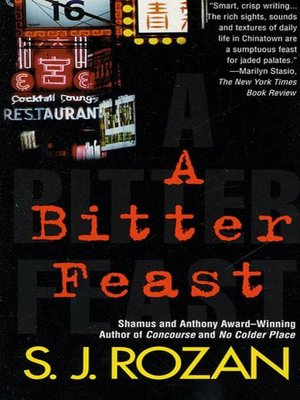 cover image of A Bitter Feast