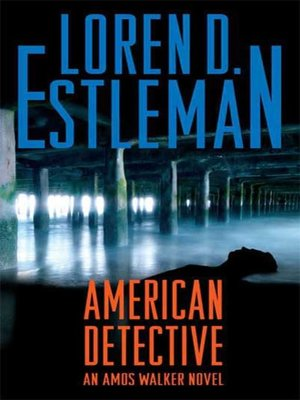 cover image of American Detective