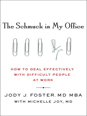 cover image of The Schmuck in My Office