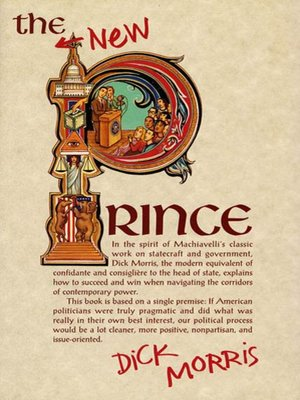 cover image of The New Prince