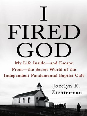cover image of I Fired God