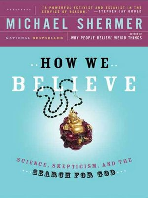 cover image of How We Believe