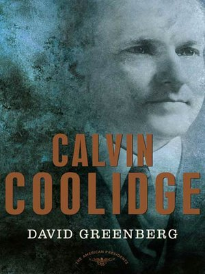 cover image of Calvin Coolidge