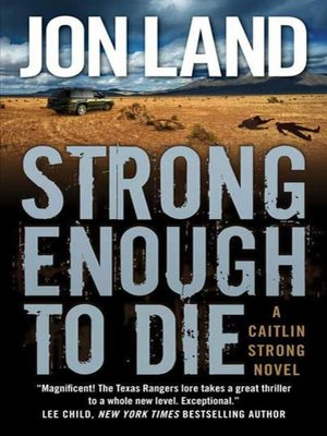 cover image of Strong Enough to Die