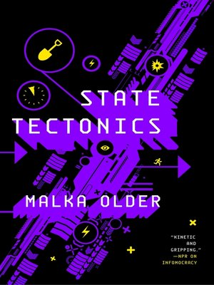 cover image of State Tectonics