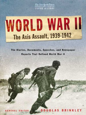 cover image of World War II, 1939-1942