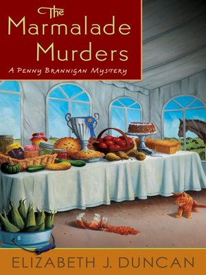 cover image of The Marmalade Murders