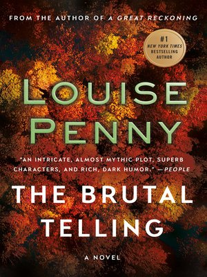 cover image of The Brutal Telling