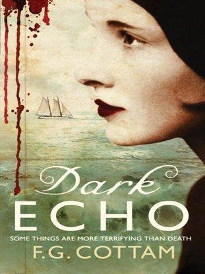 cover image of Dark Echo