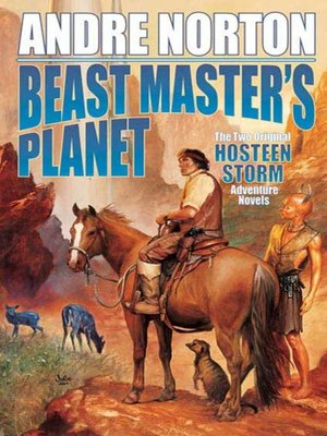 cover image of Beast Master's Planet