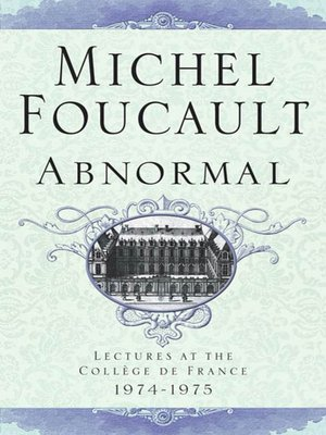 cover image of Abnormal