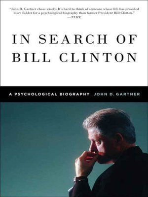 cover image of In Search of Bill Clinton