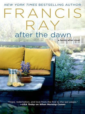 cover image of After the Dawn--A Family Affair Novel