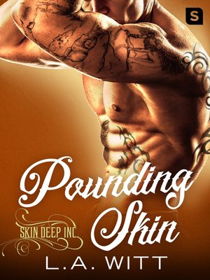 cover image of Pounding Skin