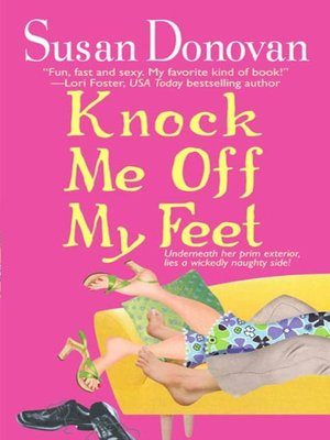 cover image of Knock Me Off My Feet