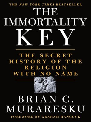 cover image of The Immortality Key