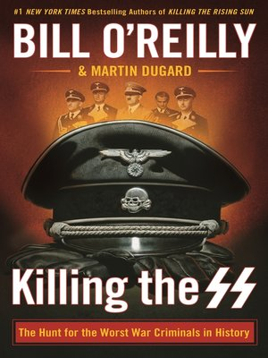 cover image of Killing the SS