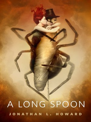 cover image of A Long Spoon