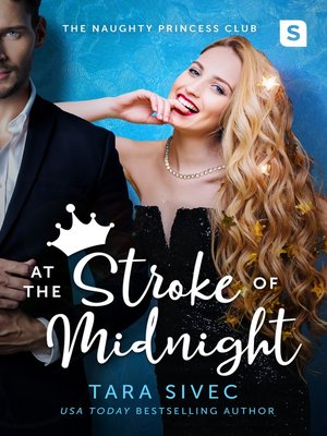 cover image of At the Stroke of Midnight