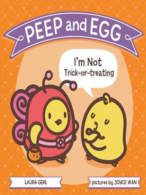 cover image of I'm Not Trick-or-Treating