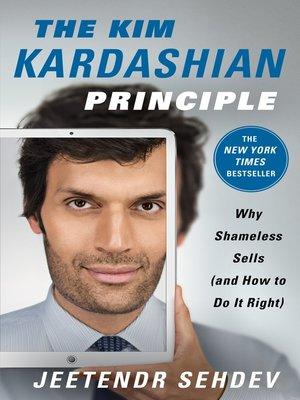cover image of The Kim Kardashian Principle