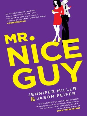 cover image of Mr. Nice Guy