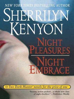 cover image of Night Pleasures / Night Embrace