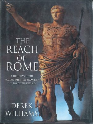 cover image of The Reach of Rome