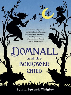 cover image of Domnall and the Borrowed Child