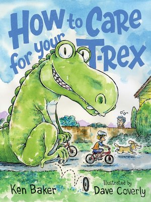 cover image of How to Care for Your T-Rex