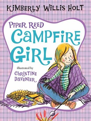cover image of Piper Reed, Campfire Girl