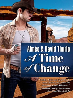 cover image of A Time of Change