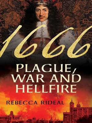 cover image of 1666: Plague, War, and Hellfire