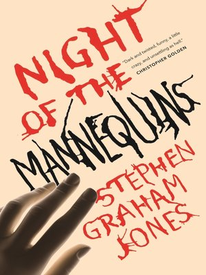 cover image of Night of the Mannequins